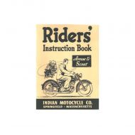 149 - 249 Indian arrow, scout riders instruction book.