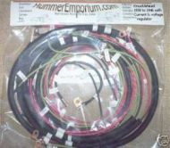 4735-38A complete knucklehead wiring harness fits: 1938 to 1946.with current and voltage regulator