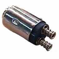 Military Taillight socket plug double element