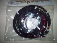 741 Indian Civilian wire harness...with out blackout lights
