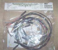 BSA D10 D14 not bushman wiring harness