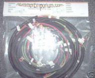 "Complete wiring harness for the Flathead U UL ULH 80"" 74"""