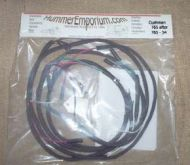 Cushman wiring harness models 765 After 765 - 54