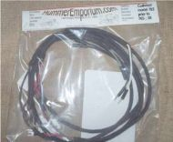 Cushman wiring harness models 765 prior to 765 - 55
