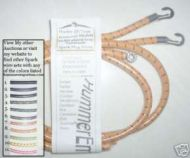 Harley J,JD spark plug wire set dist / coil with loop terminals