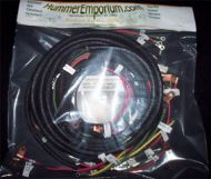Harley WLA Military wiring harness below #s 618.025