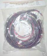 Harley WLC Military wiring harness