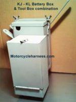 Henderson KJ - KL Battery & Toolbox combination