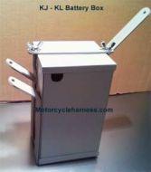 Henderson KJ - KL Battery box only.