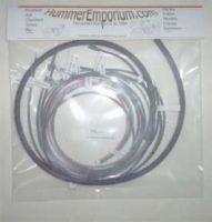 Turn Signal wiring kit: 1949 to 1969
